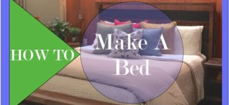 How to Make A Bed – Interior Design