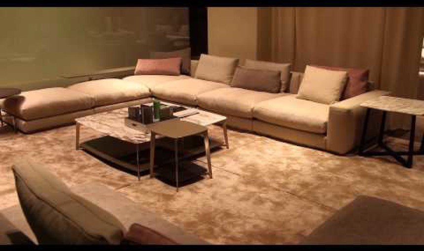 How To Decorate An L Shaped Living Room Ideal Interior Design Vedios