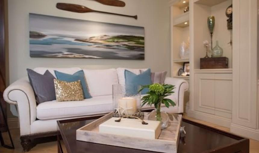 Interior Design Using HOME GOODS Accessories