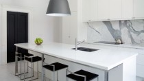 Interior Design — Modern Kitchen Design With Smart Storage Ideas