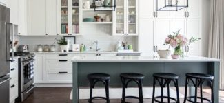 Interior Design — English Farmhouse-Inpsired Kitchen Makeover