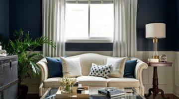 Interior Design — Small House Traditional Makeover