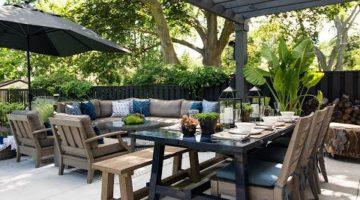 Interior Design — The Ultimate Backyard Makeover